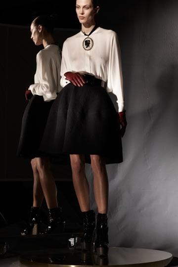 Lanvin Pre-Fall 2012 Collection