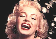 Marilyn Monroe er Lip Makeup