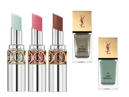 Guerlain, Burberry & Bobbi Brown Makeup for foråret 2013