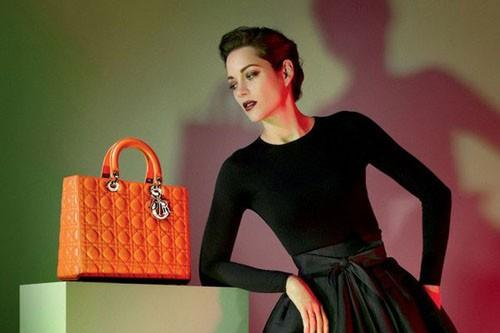 Marion Cotillard for Dior: Nye Shots