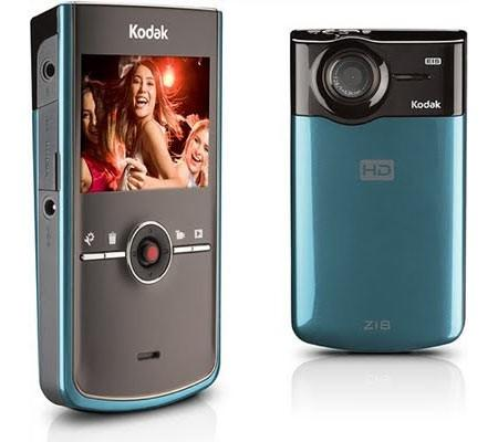 Ny Kodak Pocket Video Camera - en ven på Facebook