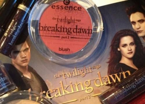 Twilight Inspireret makeup serie af Essence