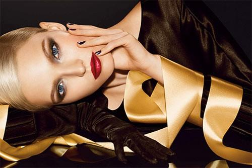 Dior Beauty Golden Shock Holiday Makeup Collection
