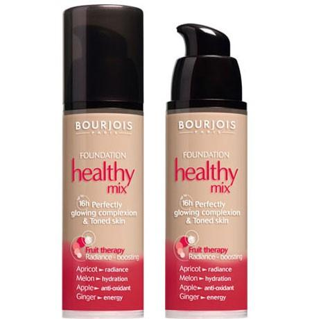 Ny Foundation Bourjois Healthy Mix