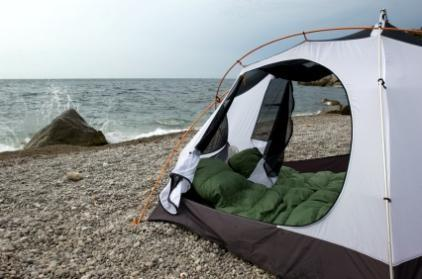 Beach Camping Parks