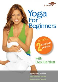 Yoga for begyndere: Desi Bartlett Interview