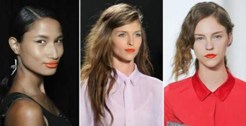 7 Beauty Trends af Fall 2014