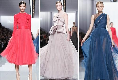 Paris Fashion Week 2012: Christian Dior