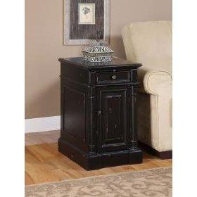 Sort Chairside End Table