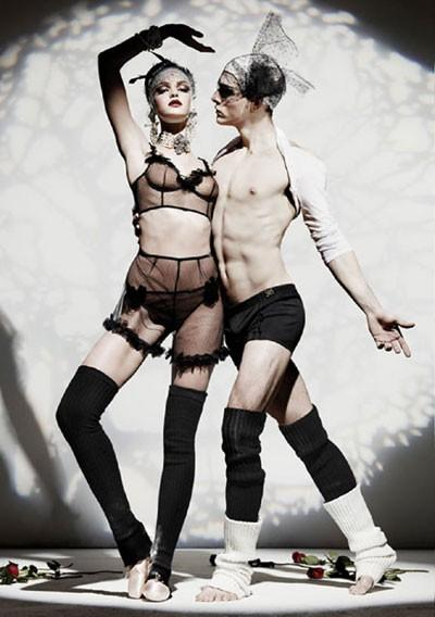 The Last John Galliano Lingerie Collection