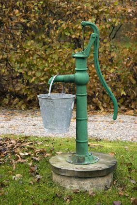 How To Dig An Old Fashioned Water Well