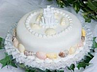 Enkelt Tier Wedding Cakes