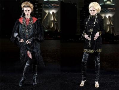 Ny annoncekampagne for Chanel Pre-Fall 2010