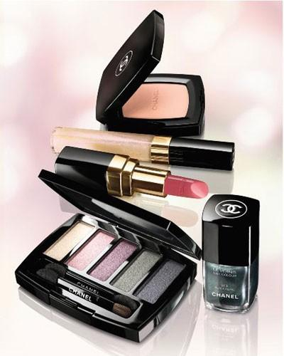 Les Perles de Chanel Makeup Collection for foråret 2011