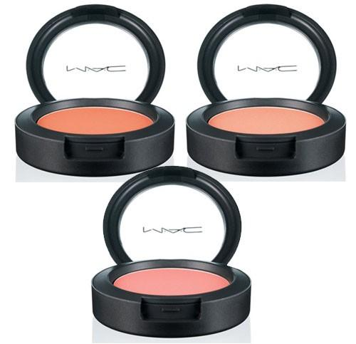 MAC All About Orange makeup serie