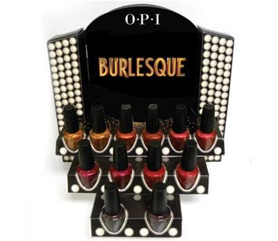 Ny Nail Laquers OPI Burlesque Collection