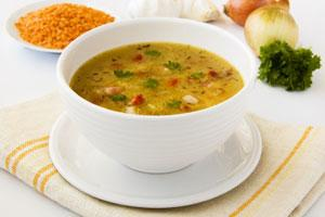 Low-Fat suppe opskrifter