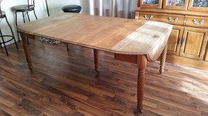 The Hall Giant Frame Extension Table